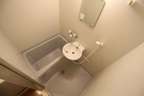 レオパレスヤングフォレストB 202号室の風呂