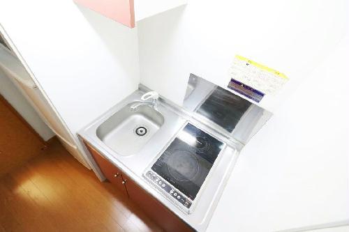 レオパレスアイリス 202号室のキッチン