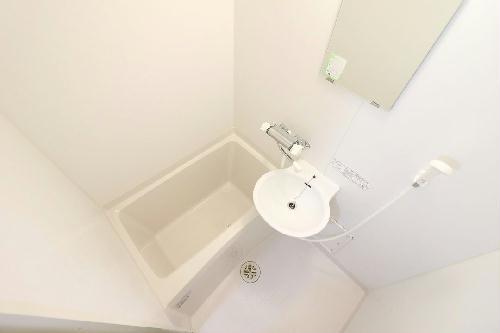 レオパレスアイリス 202号室の風呂