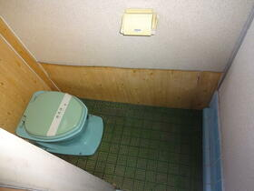 MAYUMIハイツ枚方11番館 2号室のトイレ