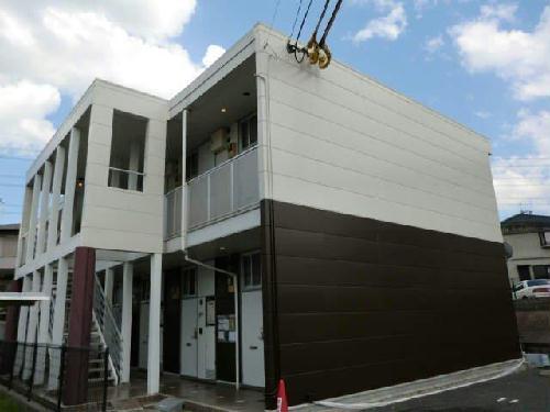 レオパレスプランタン弐番館外観写真