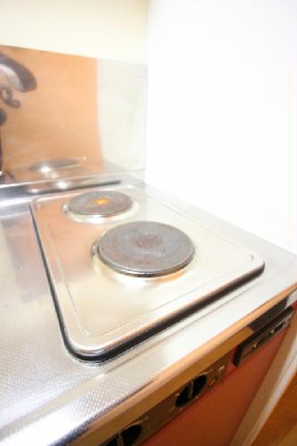 レオパレスLA PRIMAVERA 203号室のキッチン