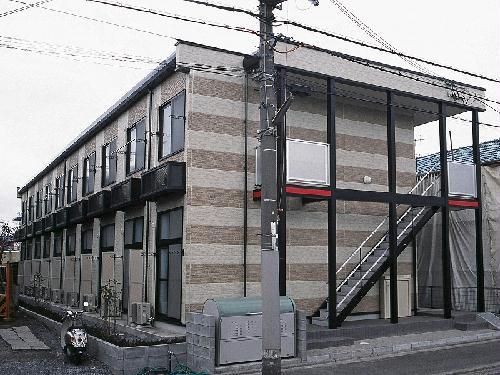 レオパレス佐井通の外観