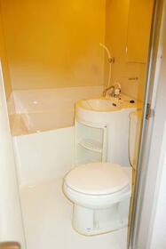 第2正美堂ビル 601号室の風呂