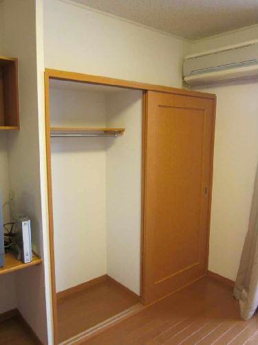 レオパレスアルモニ1番館 106号室の収納