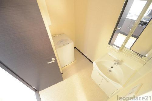レオネクスト千代川レオハイツ 103号室の洗面所