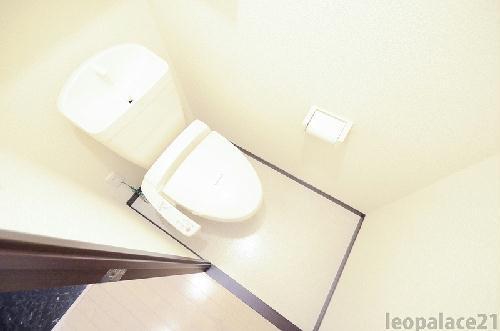 レオネクスト千代川レオハイツ 103号室のトイレ