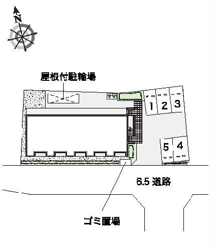 レオネクスト千代川レオハイツ 103号室のその他