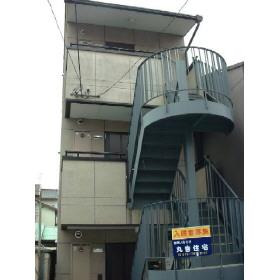 鴨東橋本マンション外観写真