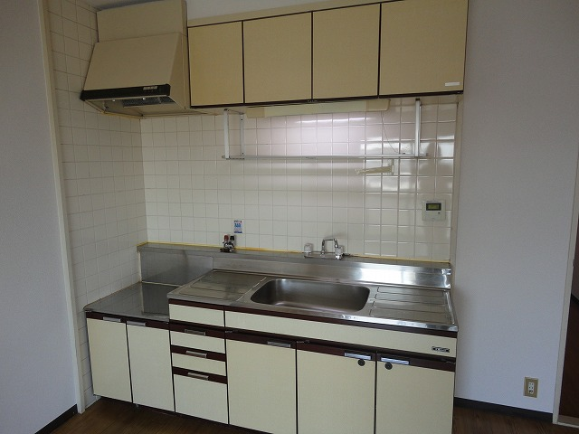 20HOUSE 3-C号室のキッチン