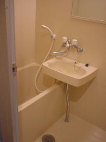 サンハウス御池 101号室の風呂