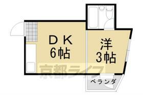 第1レジデンス春田・156号室の間取り