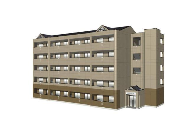 仮称)吉祥院車道町新築マンション 503号室の外観