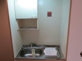 プレアール枚方公園 201号室のキッチン