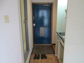 プレアール枚方公園 201号室の玄関