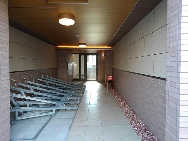 モアナエルア 03010号室の収納