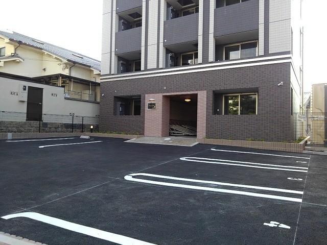 モアナエルア 03010号室のバルコニー