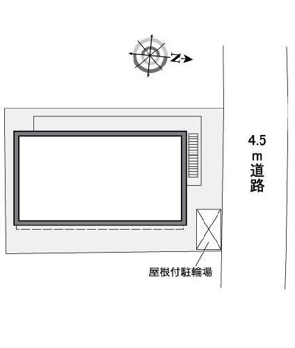レオパレスJ BOX Ⅲ 204号室のその他