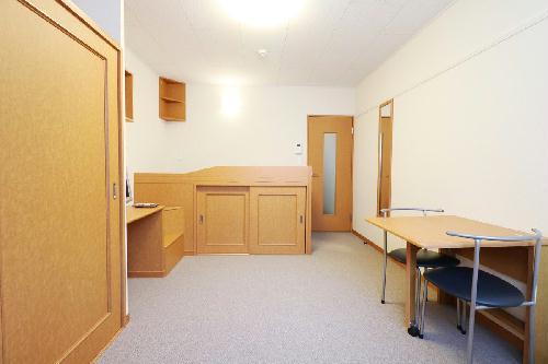 レオパレスJ BOX Ⅲ 204号室のトイレ