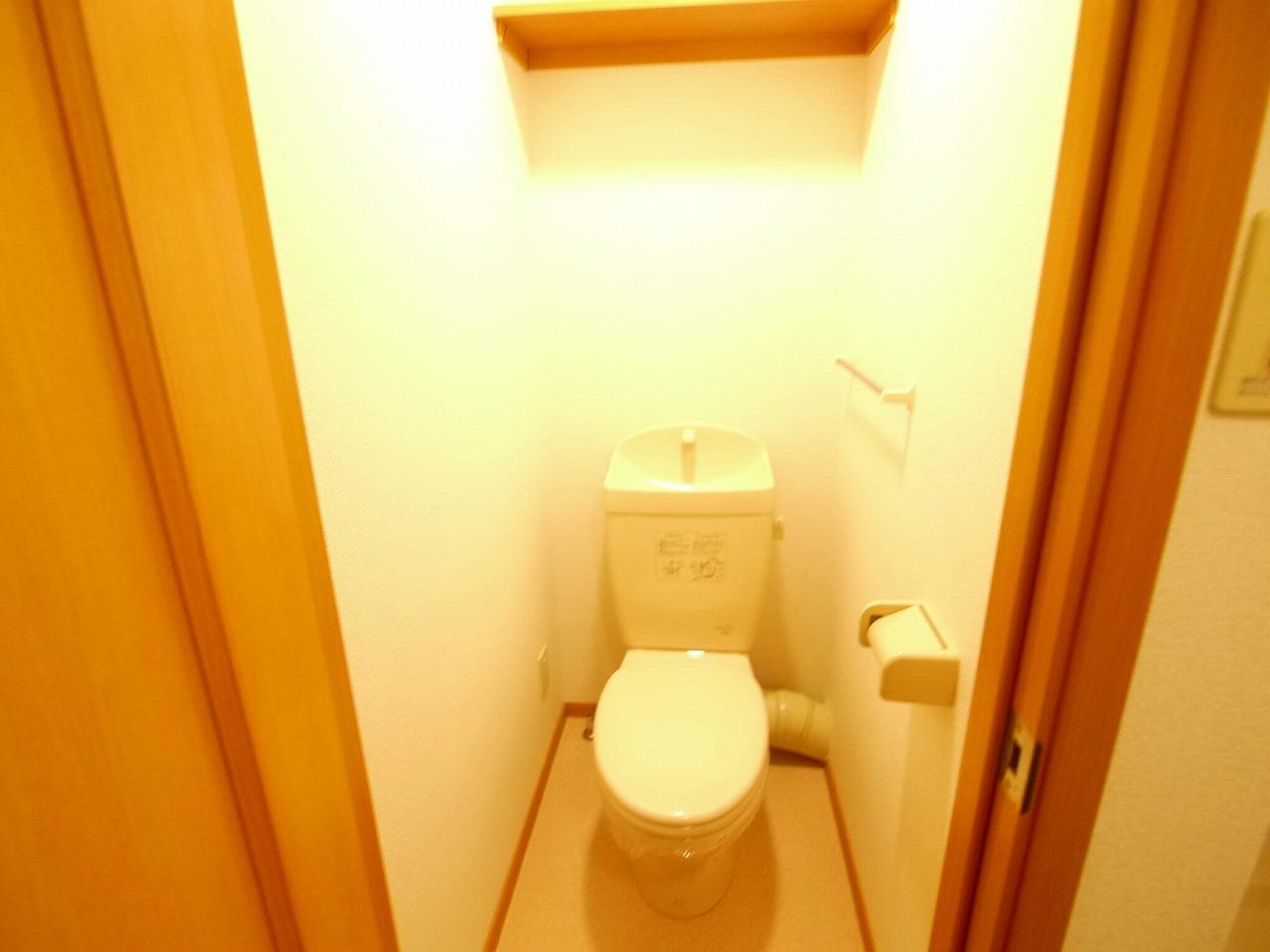 シティコート室町 04030号室のトイレ