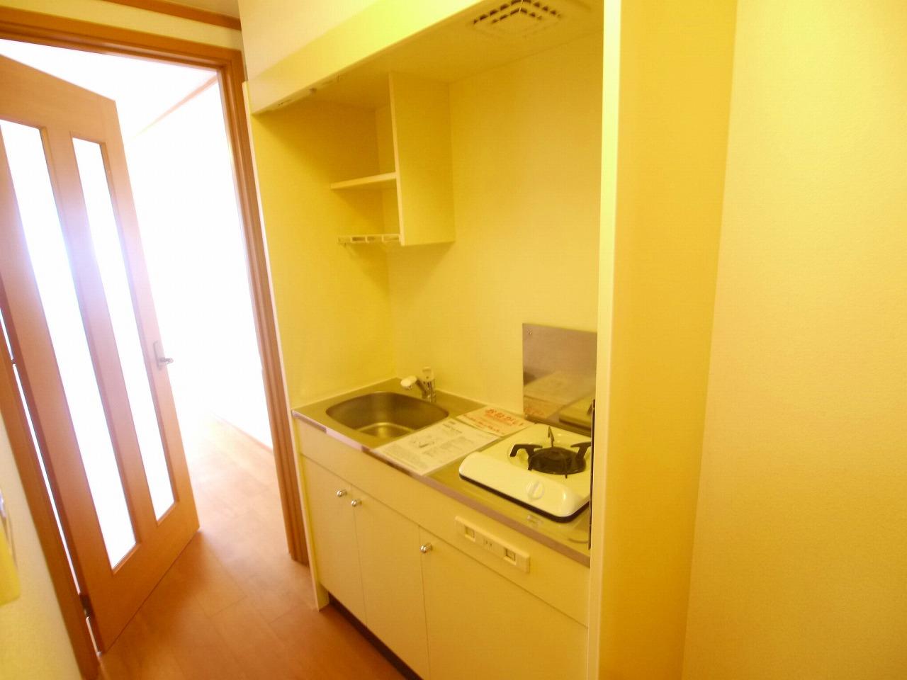 シティコート室町 04030号室のキッチン