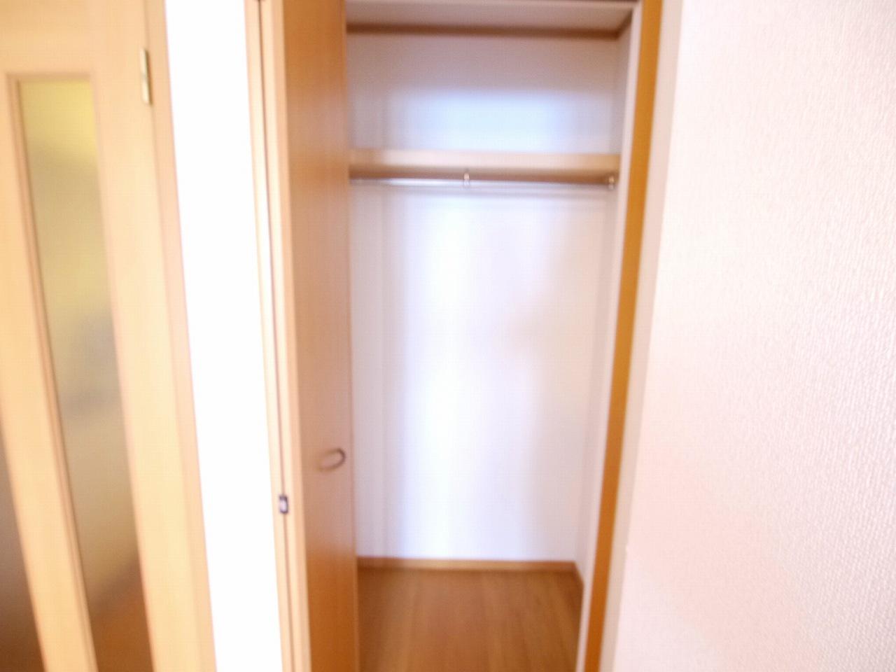 シティコート室町 04030号室の収納