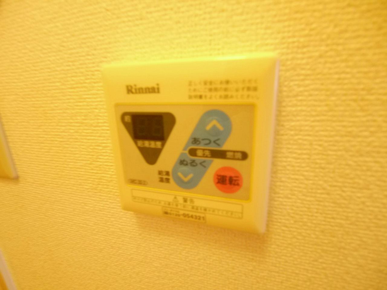 シティコート室町 04030号室の設備