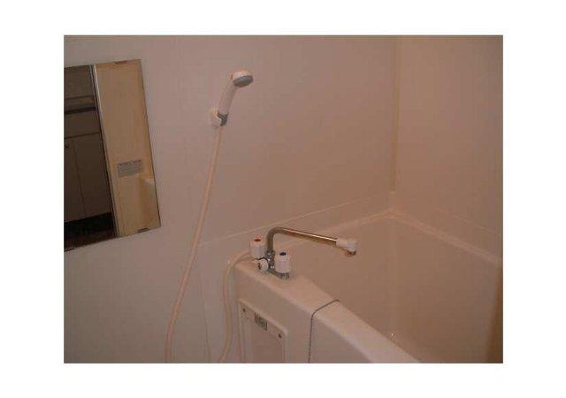 シティコート室町 04030号室の風呂