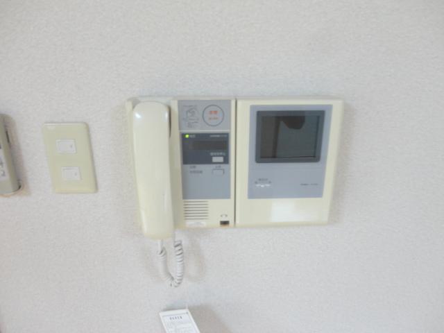 ランブラス桂水築町 108号室のセキュリティ
