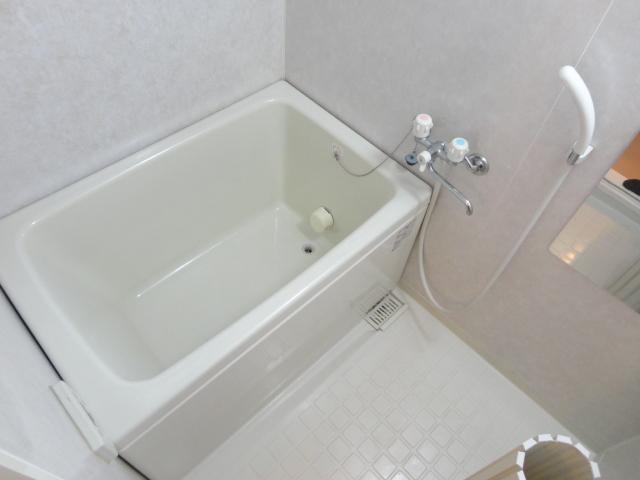 ランブラス桂水築町 108号室の風呂