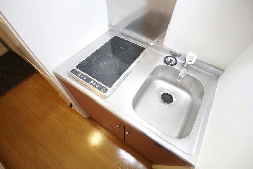 レオパレスフローレス州見台 207号室のキッチン