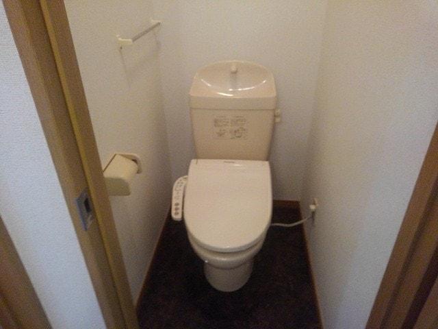 パラス卯兵衛 05010号室のトイレ