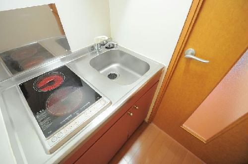 レオパレスフローレス州見台 108号室のキッチン