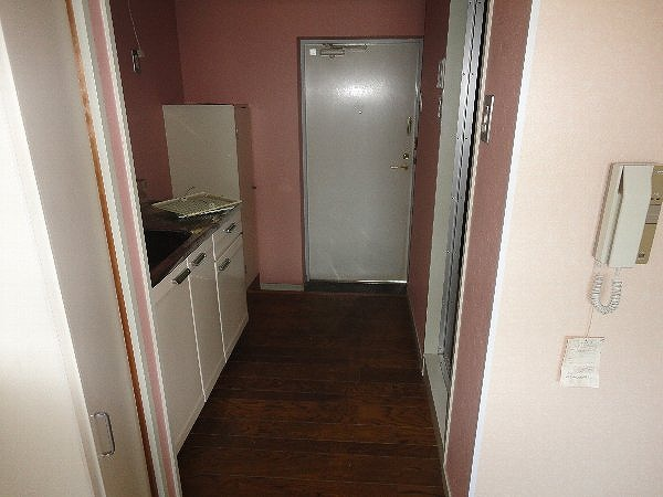 CASA瑞 105号室のエントランス