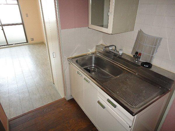 CASA瑞 105号室のキッチン