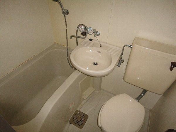 CASA瑞 105号室の風呂