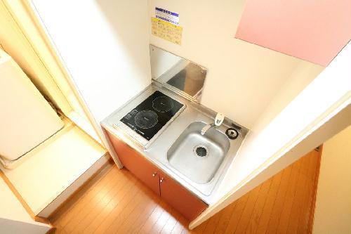 レオパレスボヌール 104号室のその他