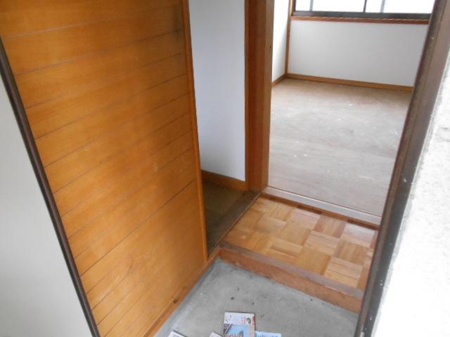 岡部マンション 205号室のトイレ