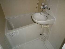 紫光ハイツ 202号室の風呂