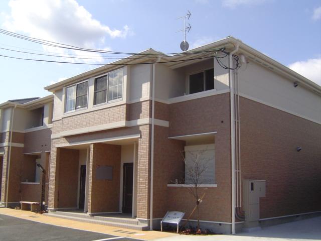 津田くにみ谷'08 103号室の外観