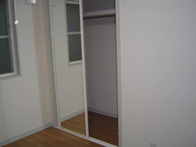 津田くにみ谷'08 103号室の収納
