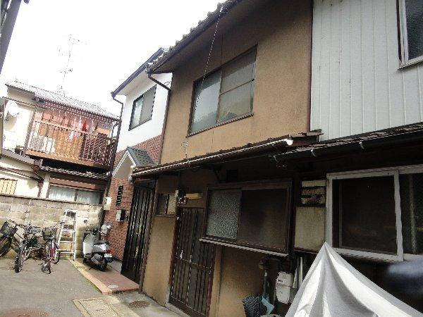 上豆田町貸家外観写真