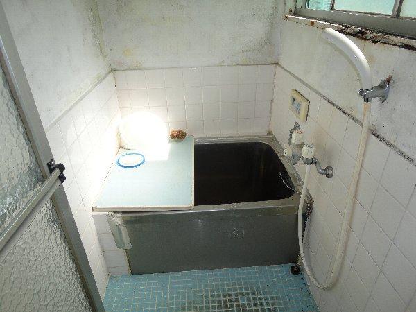 上豆田町貸家の風呂