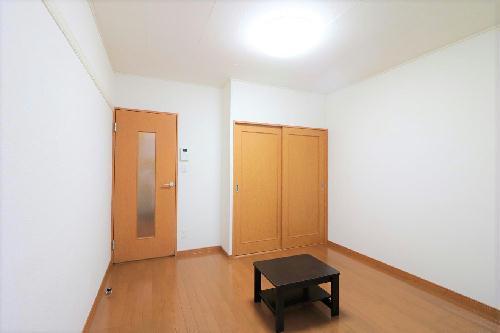レオパレス清水 101号室のキッチン