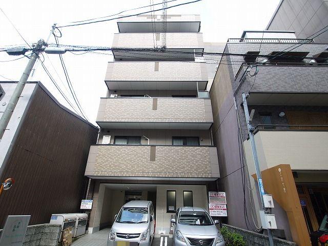 トゥー・ル・モンド京都五条外観写真