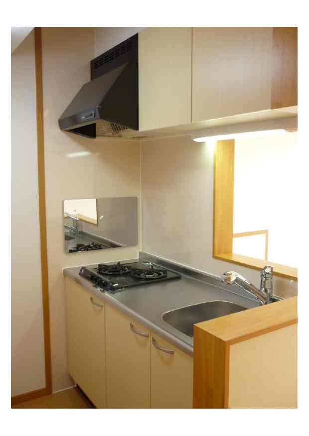ステラ・ランド 07020号室のキッチン