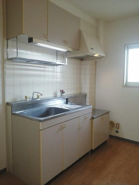 サンレーベ平川B 01020号室のトイレ