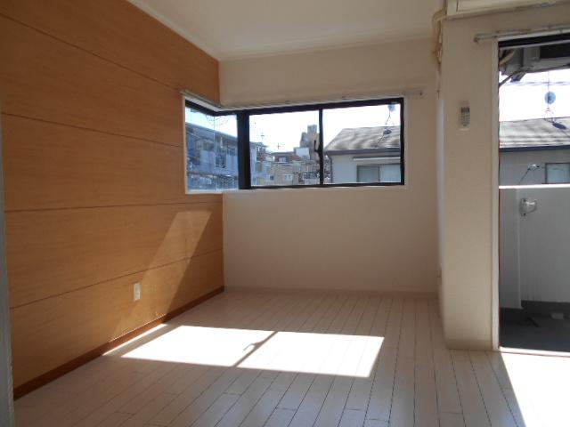 メゾン西寿 3-A号室の風呂