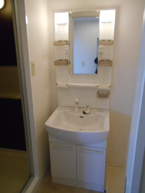メゾン西寿 3-A号室の洗面所