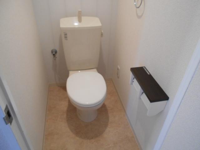 メゾン西寿 3-A号室のトイレ